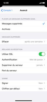 Apple iPhone 11 Pro - E-mails - Ajouter ou modifier un compte e-mail - Étape 22