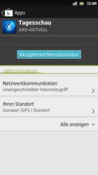 Sony Xperia S - Apps - Herunterladen - Schritt 10