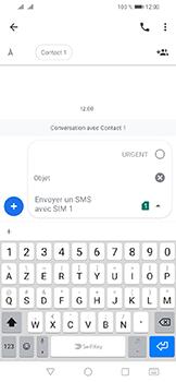 Huawei Y6 (2019) - Contact, Appels, SMS/MMS - Envoyer un MMS - Étape 9