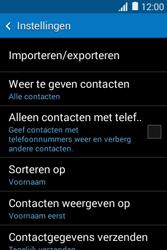 Samsung Galaxy Young2 (SM-G130HN) - Contacten en data - Contacten kopiëren van SIM naar toestel - Stap 7