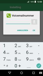 Acer Liquid Z320 - Voicemail - handmatig instellen - Stap 10