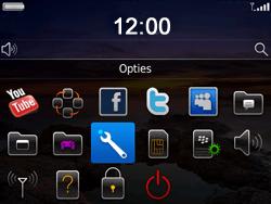 BlackBerry 9780 Bold - Instellingen - ontvangen via SMS - Stap 3