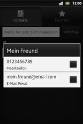 Sony Xperia Go - MMS - Erstellen und senden - 9 / 19