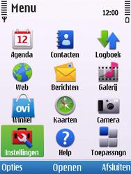 Nokia C5-00 - MMS - handmatig instellen - Stap 3