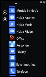 Nokia Lumia 800 - E-mail - E-mails verzenden - Stap 3