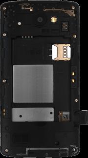 LG Leon 3G - SIM-Karte - Einlegen - 4 / 8