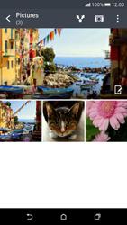 HTC Desire 626 - Photos, vidéos, musique - Envoyer une photo via Bluetooth - Étape 7