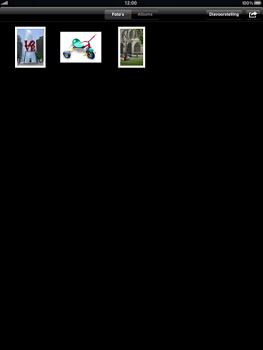 Apple iPad - E-mail - hoe te versturen - Stap 3