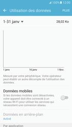 Samsung G930 Galaxy S7 - Internet - Désactiver les données mobiles - Étape 6