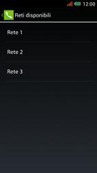 Alcatel One Touch Idol Mini - Rete - Selezione manuale della rete - Fase 10