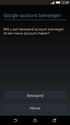HTC Desire 620 - apps - account instellen - stap 4