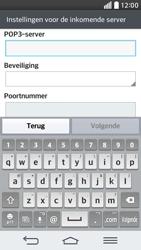 LG D620 G2 mini - e-mail - handmatig instellen - stap 10