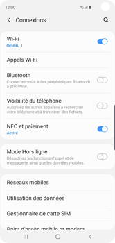 Samsung Galaxy S10 - WiFi - Activez WiFi Calling - Étape 6