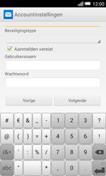 Alcatel OT-5050X Pop S3 - E-mail - Account instellen (POP3 zonder SMTP-verificatie) - Stap 15