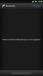 Sony Xperia S - Bluetooth - Jumelage d