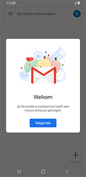 Samsung galaxy-s8-sm-g950f-android-pie - E-mail - 032a. Email wizard - Gmail - Stap 14