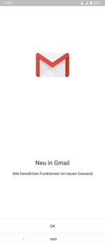 Sony Xperia 1 - E-Mail - Konto einrichten (gmail) - Schritt 5