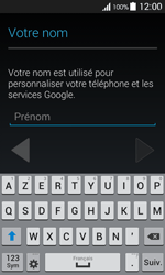 Samsung G357 Galaxy Ace 4 - Applications - Créer un compte - Étape 5
