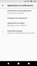 Sony Xperia XZ1 Compact - Applications - Comment désinstaller une application - Étape 5