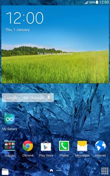 O2 | Guru Device Help | Email | Manual configuration | Galaxy Tab Active