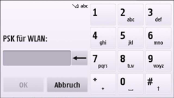 Nokia C6-00 - WLAN - Manuelle Konfiguration - Schritt 7