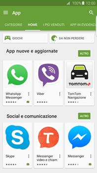 Samsung Galaxy S6 edge+ (G928F) - Applicazioni - Installazione delle applicazioni - Fase 5