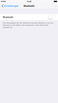 Apple iPhone 6s Plus - Bluetooth - Geräte koppeln - 2 / 2