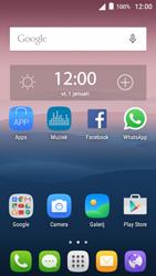 Alcatel OneTouch POP 3 (5) 3G (OT-5015X) - E-mail - Instellingen KPNMail controleren - Stap 1