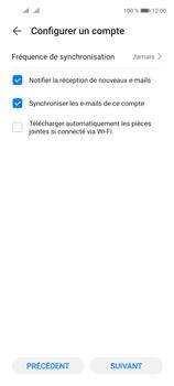 Huawei P40 Lite 5G - E-mails - Ajouter ou modifier votre compte Yahoo - Étape 7
