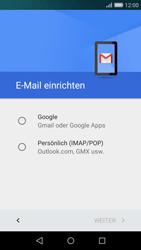 Huawei P8 Lite - E-Mail - Konto einrichten (gmail) - 7 / 18