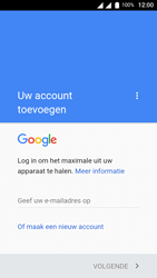 Wiko Lenny 3 - Applicaties - Account instellen - Stap 4