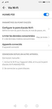 Huawei P20 - Android Pie - WiFi - Comment activer un point d'accès WiFi - Étape 14