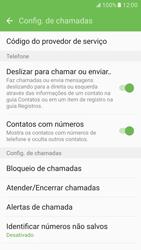 Samsung Galaxy S7 - Chamadas - Como bloquear chamadas de um número específico - Etapa 7