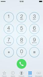 Apple iPhone 5 iOS 8 - Messagerie vocale - Configuration manuelle - Étape 5