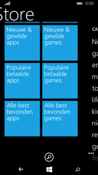 Microsoft Lumia 535 - Applicaties - Download apps - Stap 8