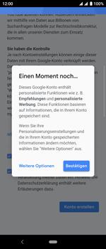 Sony Xperia 10 - Apps - Konto anlegen und einrichten - Schritt 18