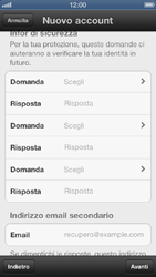 Apple iPhone 5 - Applicazioni - configurazione del negozio applicazioni - Fase 9