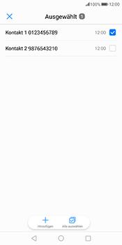 Huawei Mate 10 Pro - Anrufe - Anrufe blockieren - Schritt 10