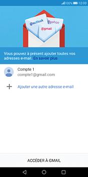 Huawei Mate 10 Pro - E-mail - Configuration manuelle (gmail) - Étape 14