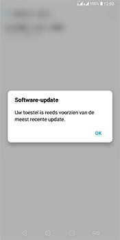 LG Q7 - Software updaten - Update installeren - Stap 8