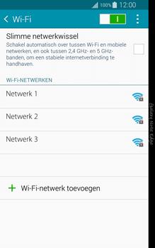 Samsung Galaxy Note Edge - wifi - handmatig instellen - stap 6