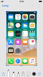 Apple iPhone 5s - iOS 11 - Bildschirmfotos erstellen und sofort bearbeiten - 0 / 0