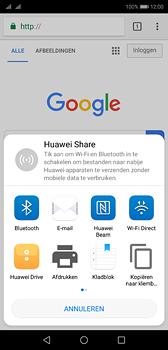 Huawei P20 Dual-SIM (Model EML-L29) - Internet - Hoe te internetten - Stap 21