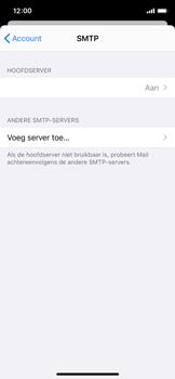 Apple iphone-11-pro-model-a2215 - E-mail - Account instellen (IMAP met SMTP-verificatie) - Stap 22