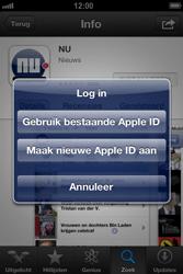 Apple iPhone 4 (iOS 6) - apps - app store gebruiken - stap 10