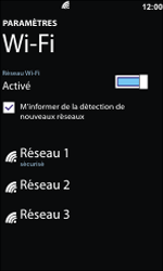 Nokia Lumia 900 - Wifi - configuration manuelle - Étape 5