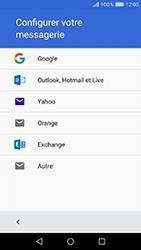 Huawei Y6 (2017) - E-mail - Configuration manuelle (gmail) - Étape 7