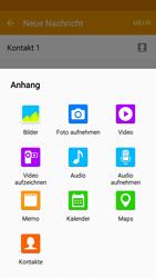 Samsung J500F Galaxy J5 - MMS - Erstellen und senden - Schritt 19