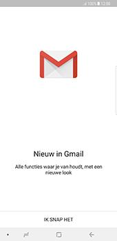 Samsung Galaxy Note 8 - E-mail - Handmatig instellen (gmail) - Stap 4