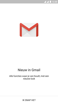 OnePlus 3 - Android Oreo - E-mail - Handmatig instellen - Stap 5